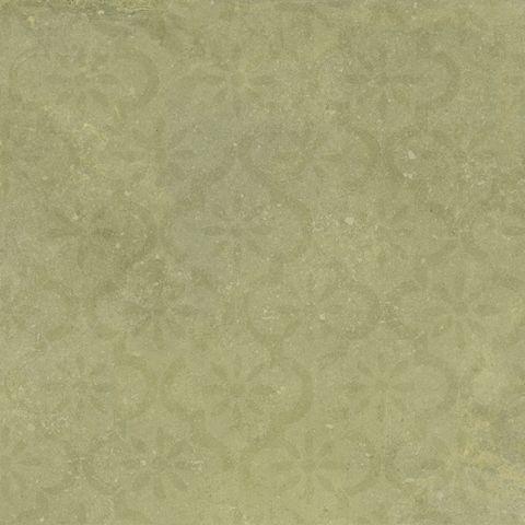 Keramiektegel Ceramaxx Frescato Dekor in de kleur taupe