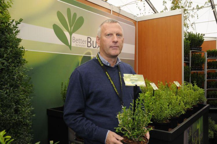 Didier Hermans Met nieuw Better Buxus CV's
