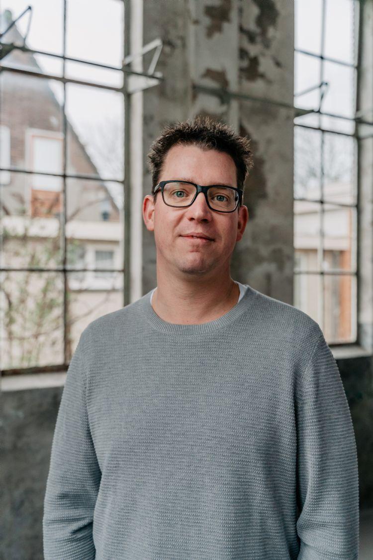 Rob Steltenpöhl van Optigrün