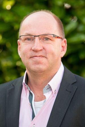 Jaap van der West, algemeen directeur van Vertisol, het eerste bedrijf in de EU met een Evo-188