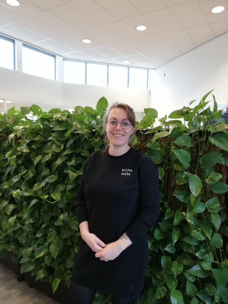 Esther Machielsen is projectleider bij Van Doorn