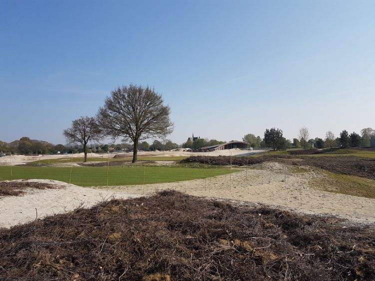 golfbaan Bernardus in Cromvoirt