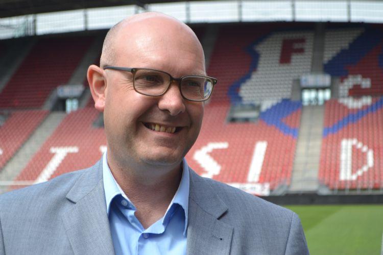 Mark de Jong van Malsen Sport & Civiel.