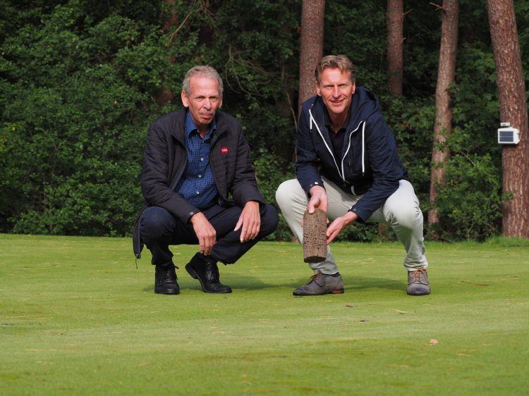 Gerard Schoot Uiterkamp en Marcel Straatman