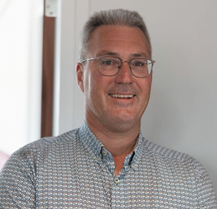 Directeur Kees Weijtmans