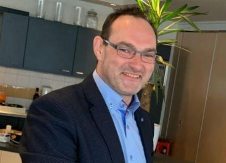 Directeur Optigrün Benelux Henk Vlijm