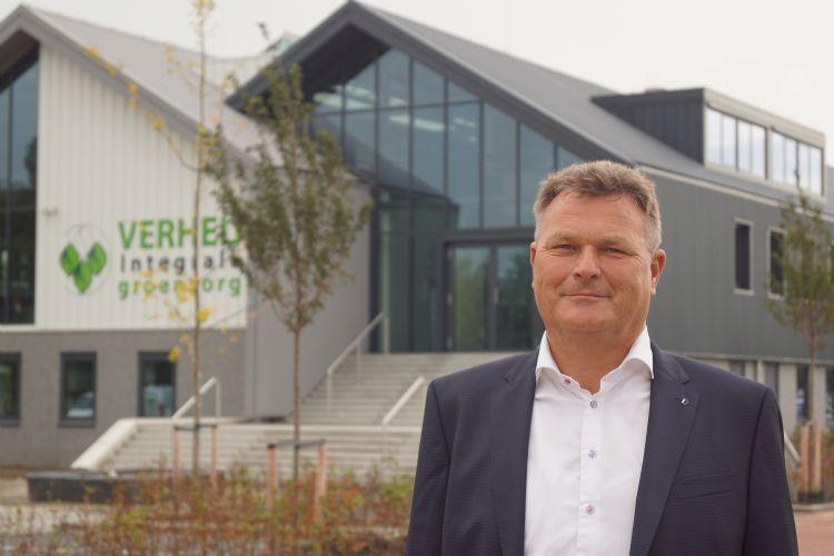 Dick Verheij startte zijn bedrijf als 19-jarige
