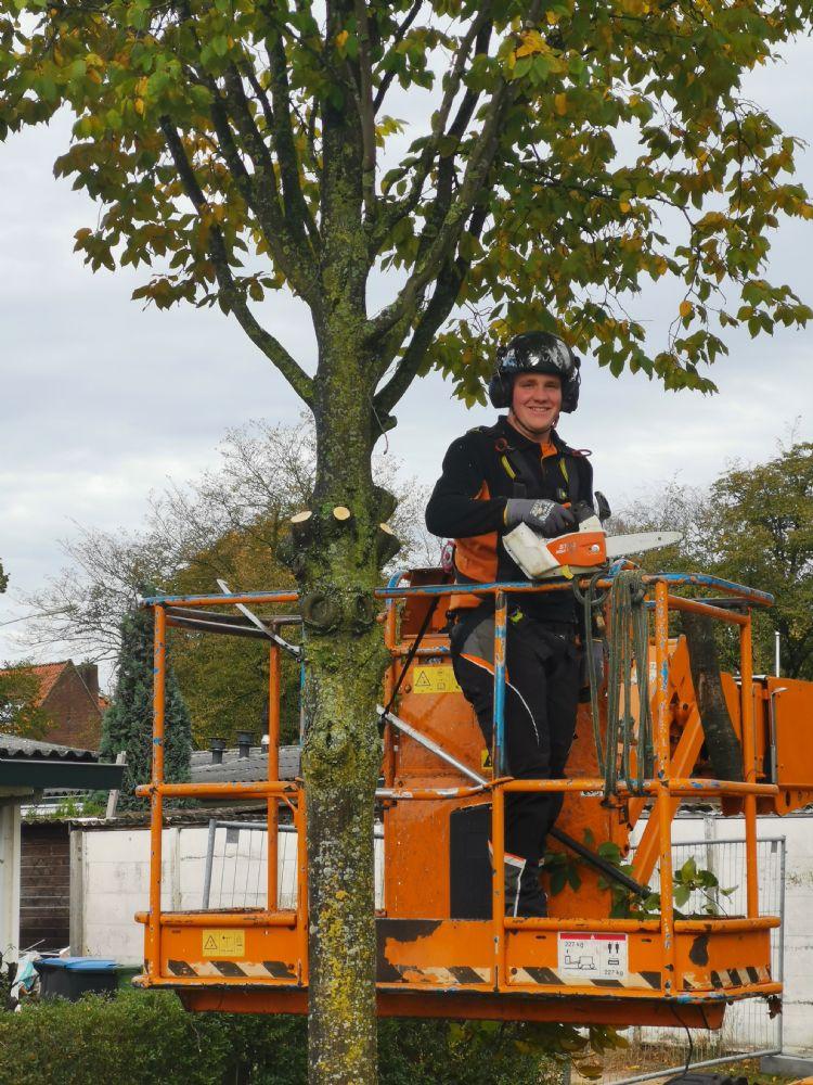 Thieleman van Aerle: 'Bij JvEsch krijg je de kans om door te groeien.'