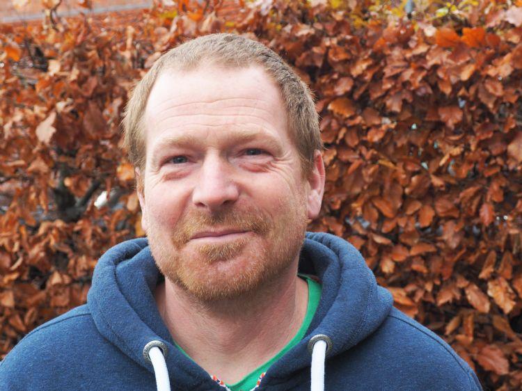 Bruno Lambrechts van European Tree Technician