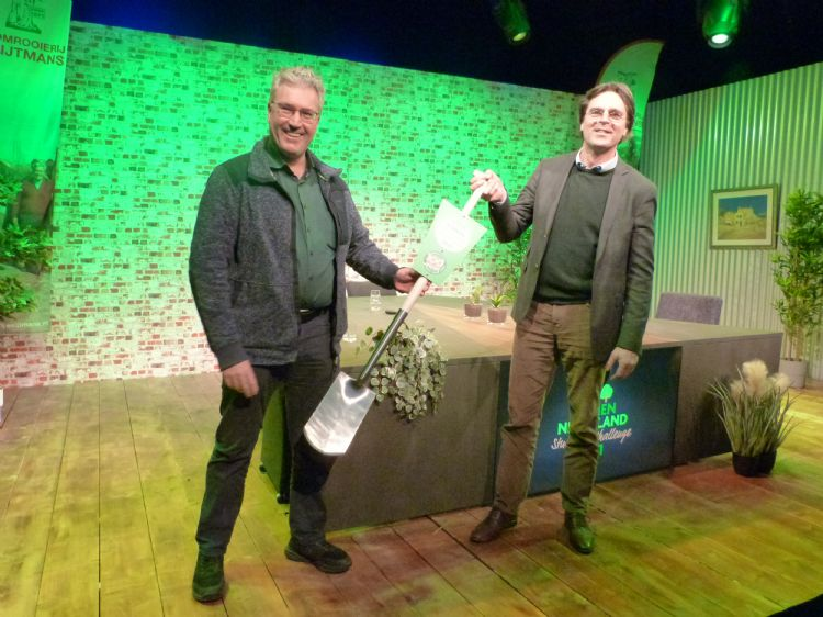 Kees Weijtmans (links) en Maarten Willemen