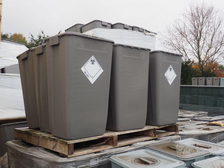 EPR-afval. Foto: Henry Kuppen
