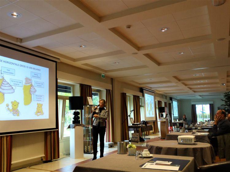 VTA seminar van 8 oktober 2020. Foto: Angeline Mette