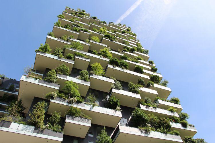 Bosco Verticale-gebouw in Milaan. Foto: Fred Romero