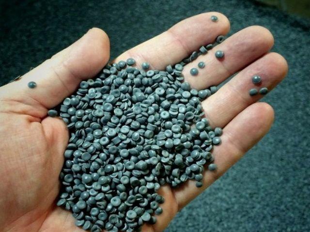 Het materiaal waarvan Rootblock is gemaakt. Foto: Greenmax