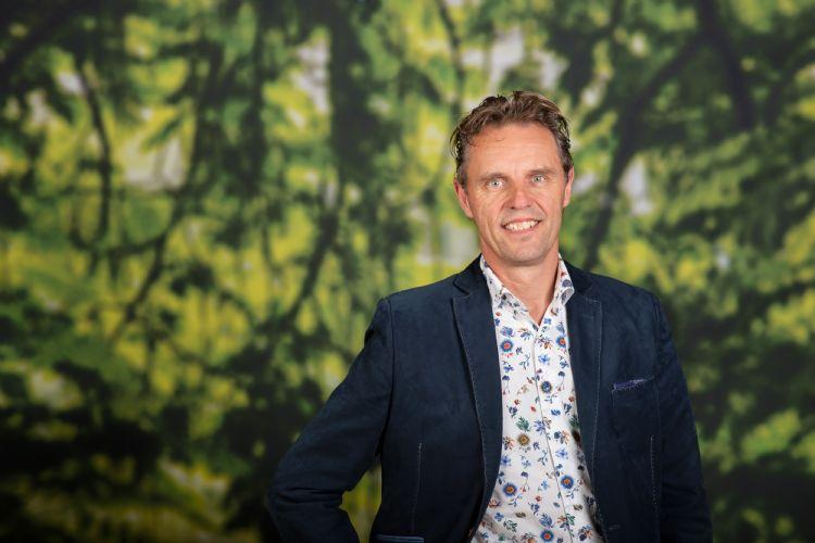 Ronald van den Brink: 'Hoe meer variatie, hoe groter het herstelvermogen van de natuur'